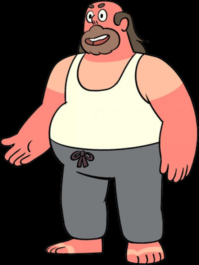 Greg Universe.
