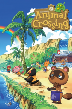 Animal crossing, le film