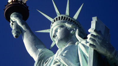 50 parodies of the statue of liberty