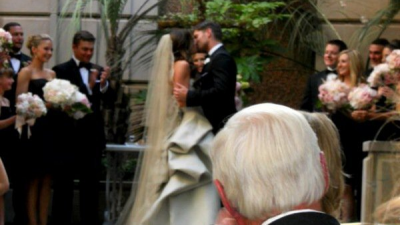 Die besten Hochzeitsfotos von Jensen Ackles und Danneel Harris