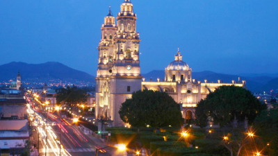 Лучшие храмы в Мексике