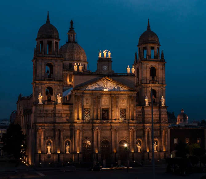 Толука собор, Эдо. из Мексики.
