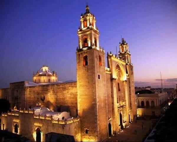 Меридский собор, Юкатан.
