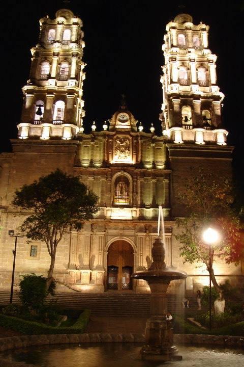 Храм Сан-Хосе - Морелия, Мичоакан.