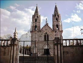 Святилище Гуадалупе - Кальвильо, Агуаскальентес.