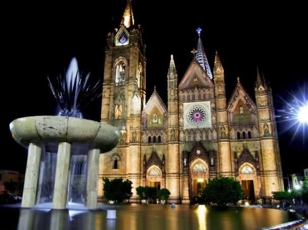 Искупительный храм - Гвадалахара, Халиско.