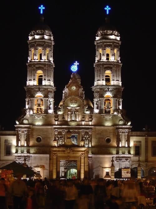Базилика Сапопан, Халиско.