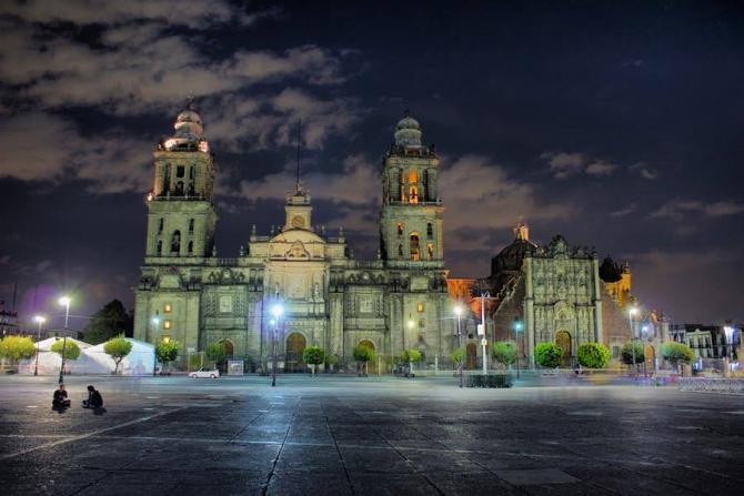 Кафедральный собор Мехико - Мехико