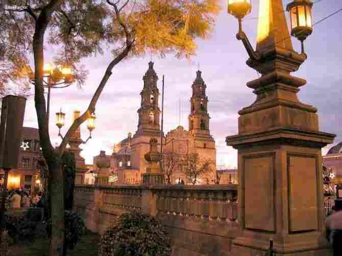 Aguascalientes Cathedral, Aguascalientes.