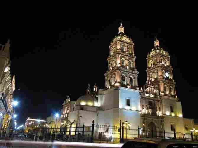 Cathedral Basilica of Durango - Ciudad Victoria de Durango, Durango.