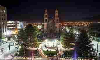 Chihuahua Cathedral, Chihuahua.