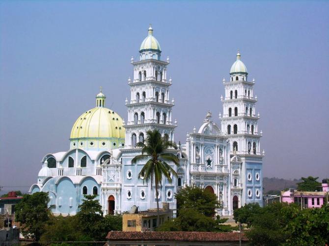 Church of Ometepec, Guerrero.
