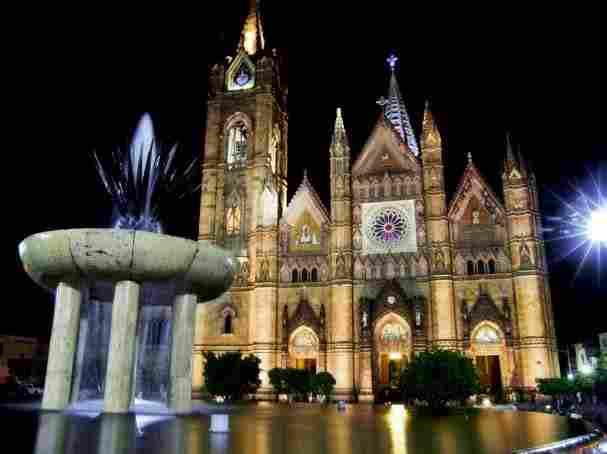 Expiatory Temple - Guadalajara, Jalisco.