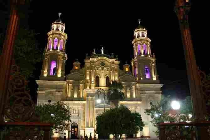 Hermosillo Cathedral, Sonora.