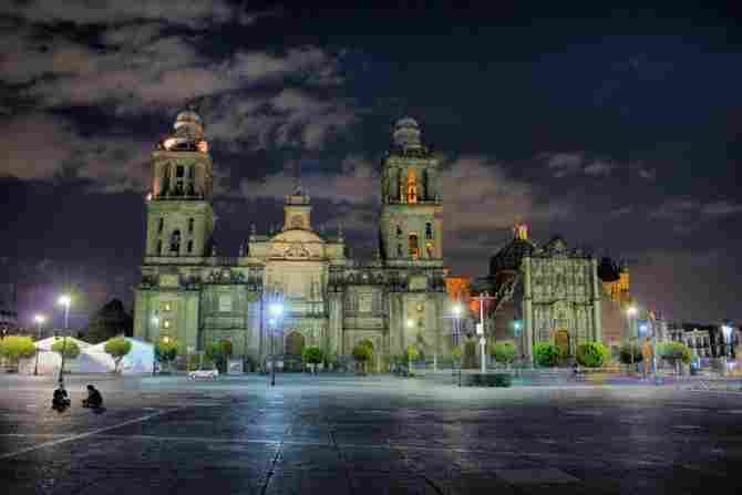 Metropolitan Cathedral of Mexico City - Mexico City