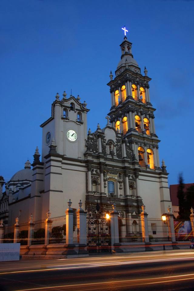 Monterrey Cathedral, Nuevo León.