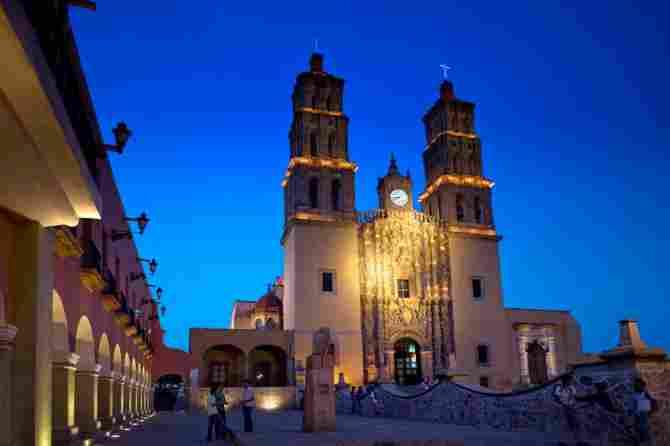 Parish of Dolores - Dolores Hidalgo, Guanajuato.