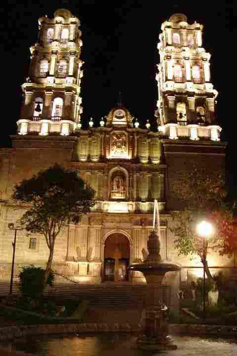 San José Temple - Morelia, Michoacán.