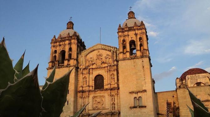 Santo Domingo Temple - Oaxaca, Oaxaca.