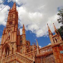 Temple of Fatima - Zacatecas, Zacatecas.