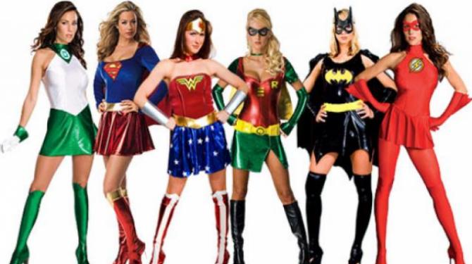 Las mejores superheroinas y villanas de marvel