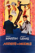 Cómicos en París (Artistas y modelos)