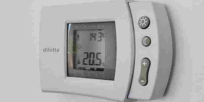 Mantener una temperatura confortable