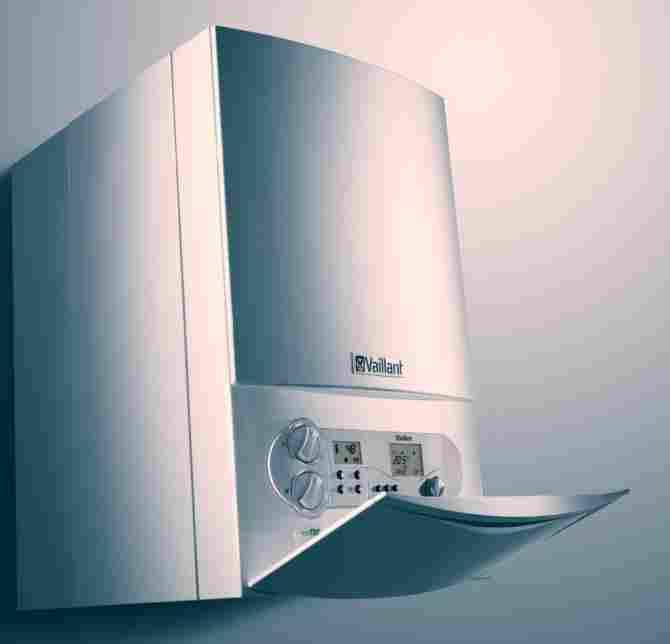 Utilizar una caldera de bajo consumo
