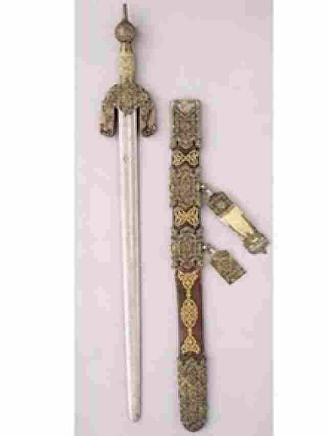 Boabdil sword