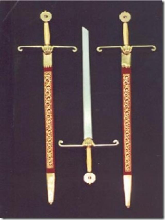 Épée de miséricorde