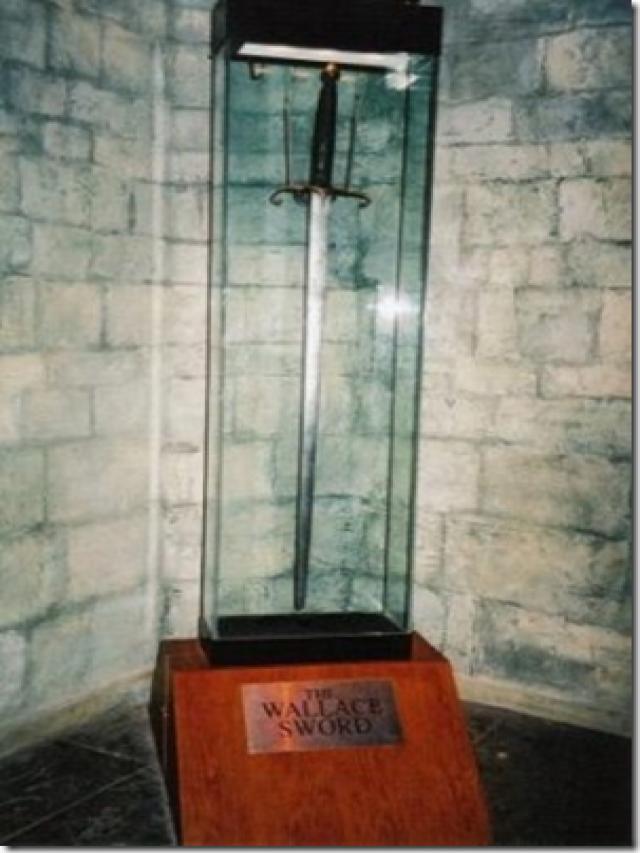 Épée de W. Wallace