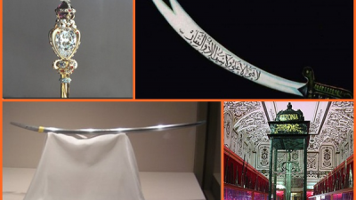 Famous and real swords of history