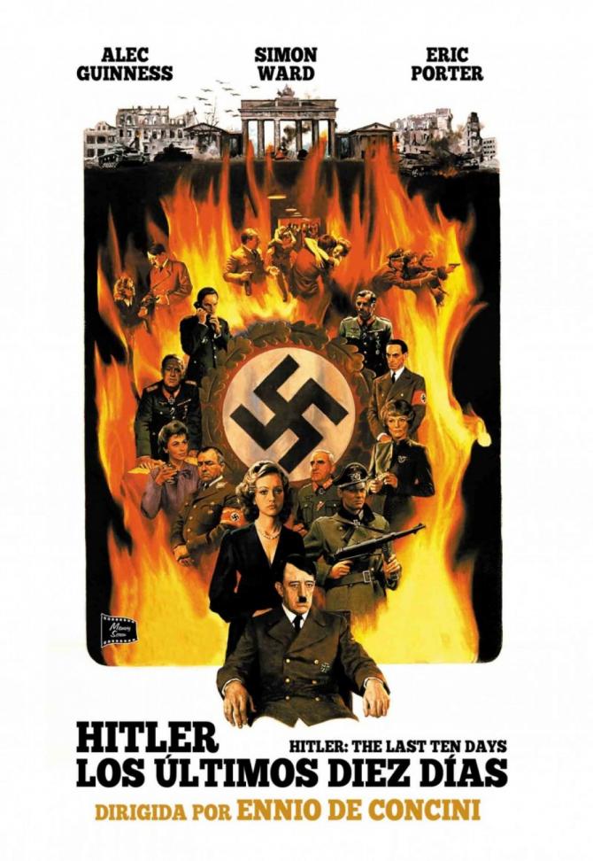 Hitler: sepuluh hari terakhir