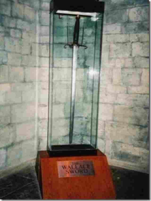 W. Wallace's Sword