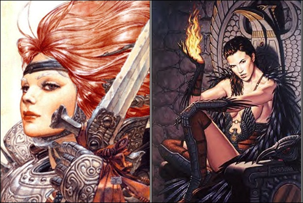 Ската (кельтская мифология)