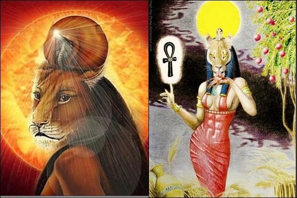 Сехмет (египетская мифология)