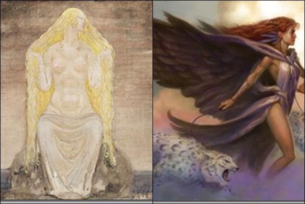 Фрейя (скандинавская мифология)