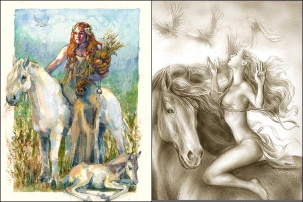 Эпона (кельтская мифология)