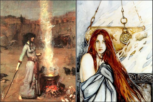 Керидвен (кельтская мифология)