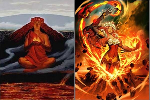 Пеле (гавайская мифология)