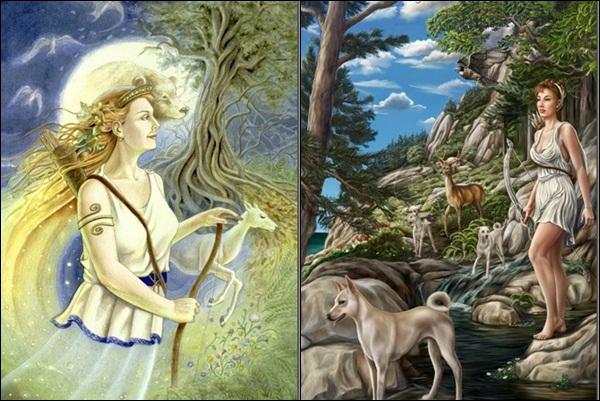 Артемида (греческая мифология)