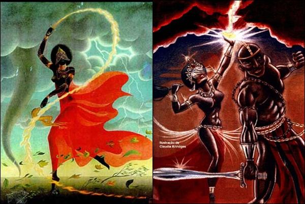 Оя (мифология йоруба)