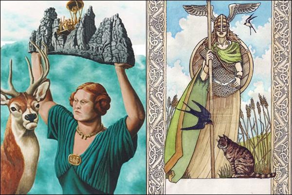 Нертус (скандинавская мифология)