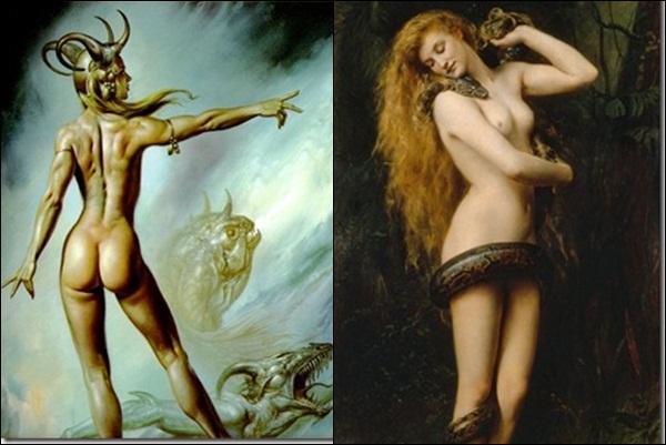 Лилит (Месопотамская мифология)