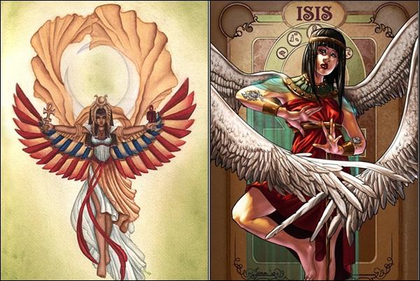 Изида (египетская мифология)