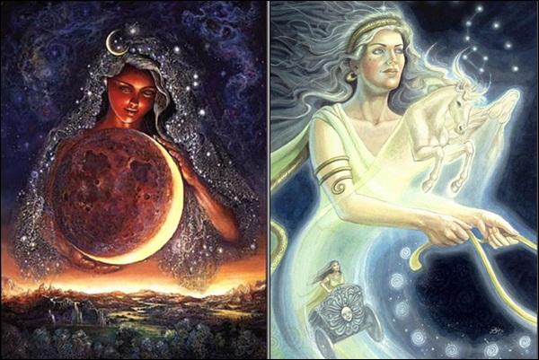 Селена (греческая мифология)