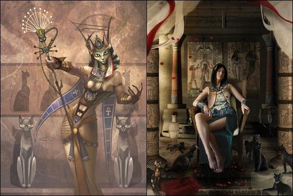Бастет (египетская мифология)