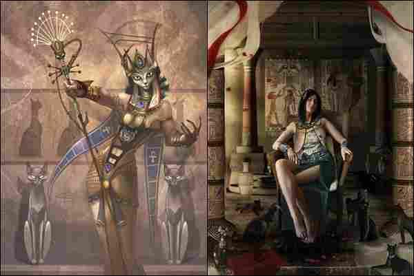 Bastet (Egyptian mythology)