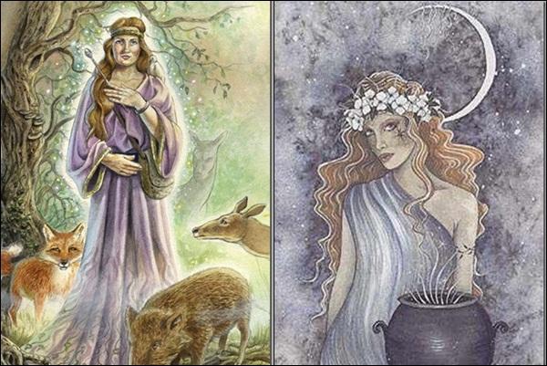 Ceridwen (culture galloise)