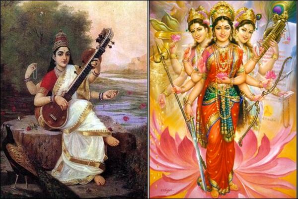 Deví (mythologie hindoue)